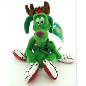 New K-9 DOG Reindeer Marvin The Martian's Pal
